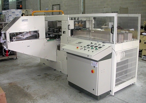 Immagine 1 518 - Automatic wrapping machine Wrapmatic PW30