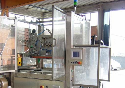 Immagine 1 525 - Manigliatrice Comag modello HEL 100/1