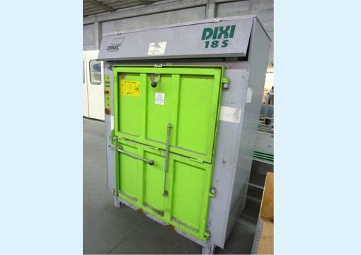 Immagine 1 554 - Pressa per rifili Ormic modello DIXI18D