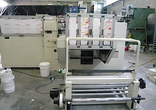 Immagine 1 569 - Wrapping machine Cassoli model PW33
