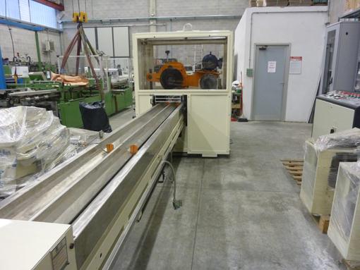 Immagine 1 584 - Perini mechanical log saw model140
