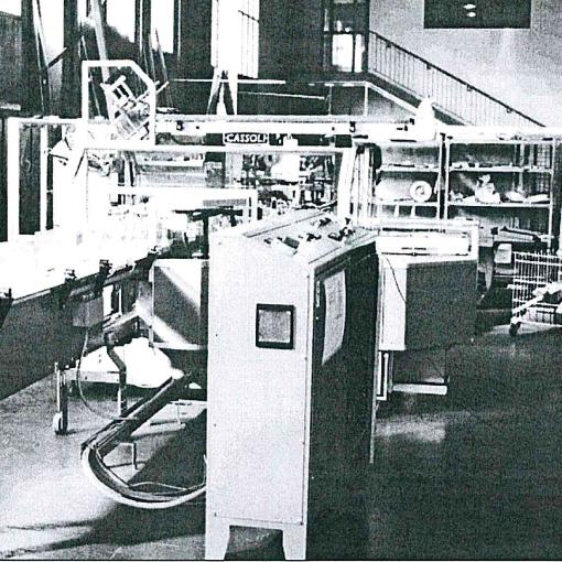 Immagine 1 463 - Astucciatrice Cassoli modelloPK61