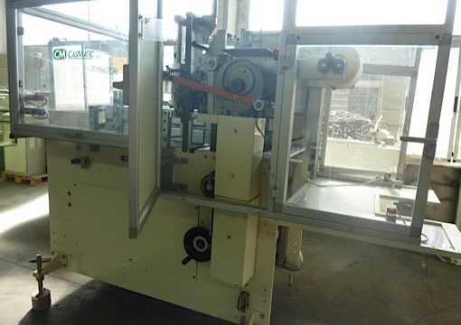 Immagine 1 607 - Cassoli handle applicator machine modelMAC70