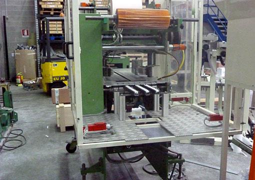 Immagine 1 606 - Manigliatrice Cassoli modelloMAC50