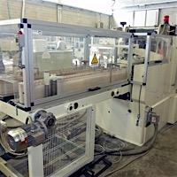 Immagine 2 595 - Cassoli wrapping machine mod PAC340