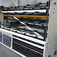 Immagine 2 567 - Core accumulator machine Perini model 550G