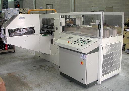 Immagine 1 518 - Automatic wrapping machine WrapmaticPW30