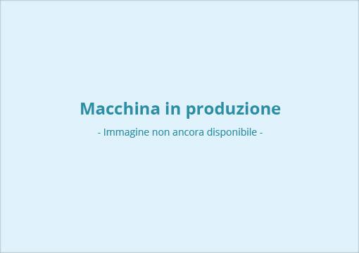 Macchina in produzione - Immagine non ancora disponibile