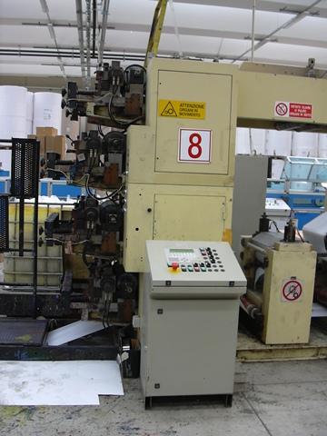 Immagine 1 529 - Piegatrice Omet modello TV501/4
