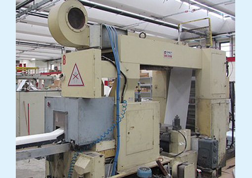 Immagine 1 556 - Automatic folding machine Omet model TV501