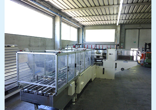 Immagine 1 559 - Wrapmatic automatic wrapping machine MW30
