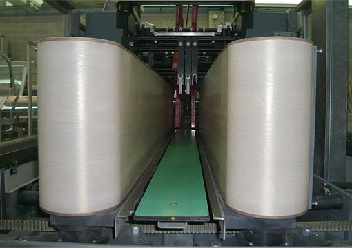 Immagine 1 547 - Automatic wrapping machine Cassoli modelMW42