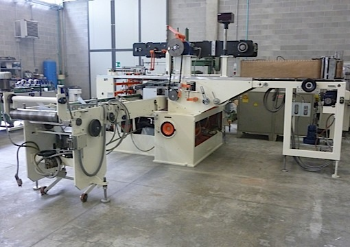 Immagine 1 568 - Wrapping machine Cassoli model PAC602RT