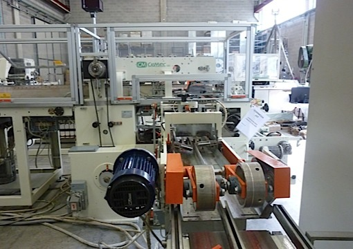 Immagine 1 578 - Confezionatrice Cassoli modelloPAC100