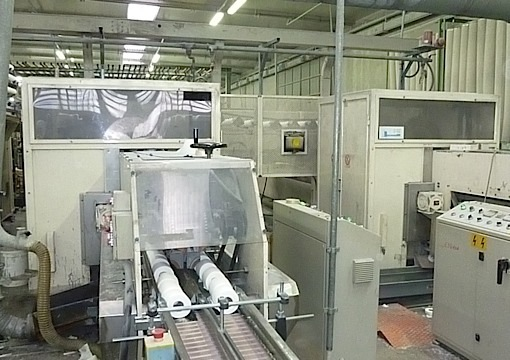 Immagine 1 572 - Complete line for toilet paper production