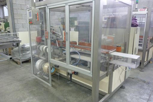 Immagine 1 438 - Automatic carton boxing machine Gnudi Model SM80/S