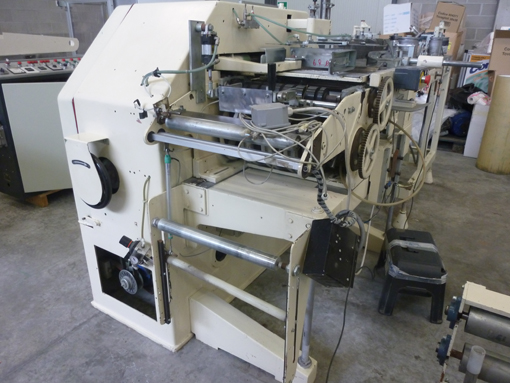 Immagine 1 603 - Cassoli wrapping machine RA2CIV