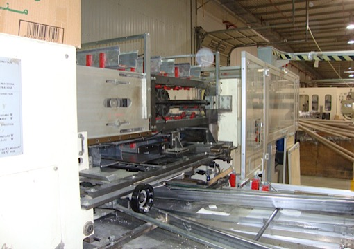 Immagine 1 609 - Automatic wrapping machine Casmatic CMW33EW
