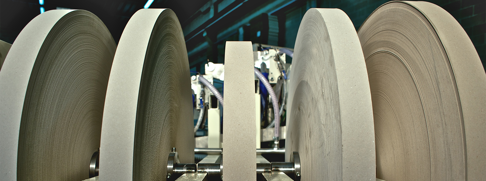 Spares & More - Tissue Converting Machine