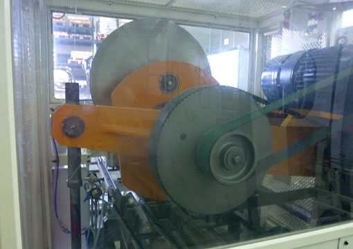 Immagine 1 482 - Electronic Perini log saw model CO 130E