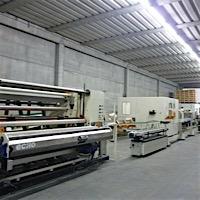 Immagine 2 552 - Linea completa per la produzione di rotoliindustriali