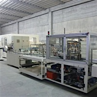 Immagine 3 552 - Full line for the production of industrial rolls