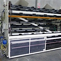 Immagine 1 567 - Core accumulator machine Perini model 550G