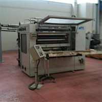 Immagine 2 574B - Semi automatic MTC interfolder line